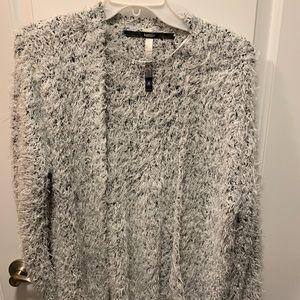 Kenzie Shaggy Soft Sweater
